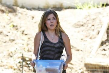 Jennette McCurdy Jennette McCurdy Out with a Friend