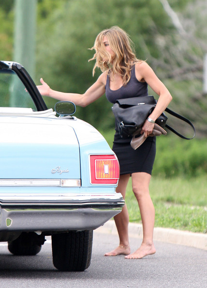 Jennifer Aniston and Gerard Butler film