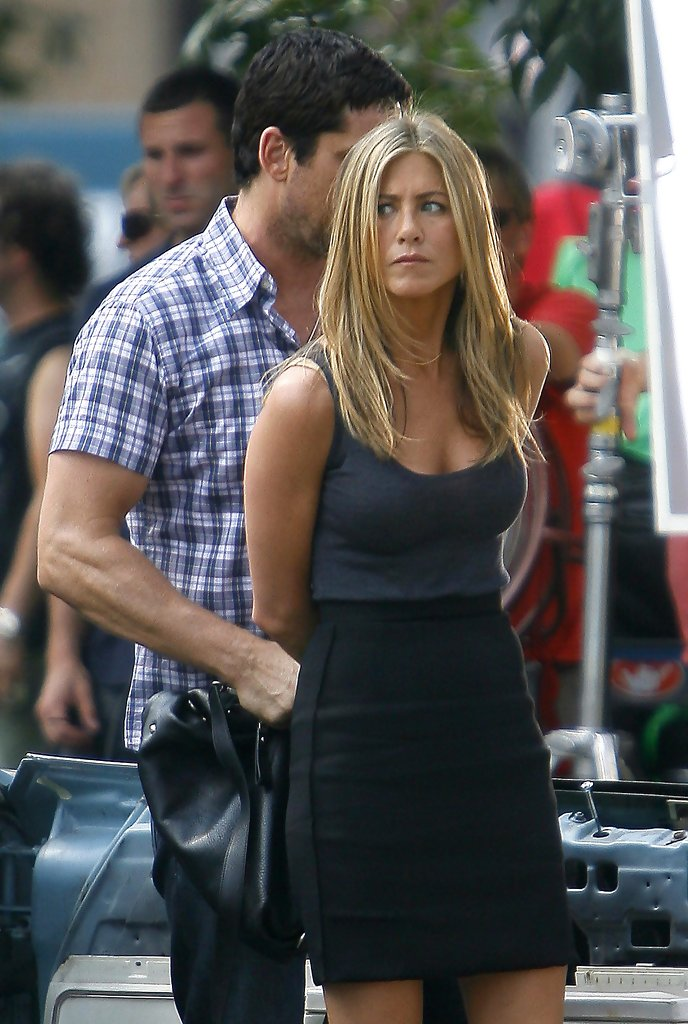 Jennifer Aniston Photos Photos Jennifer Aniston And
