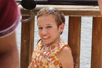 Jennifer Arnold 'The Little Couple' Enjoys a Pirate Boat Tour