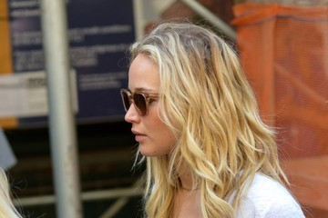 Jennifer Lawrence Jennifer Lawrence Hunting For Apartments in NYC