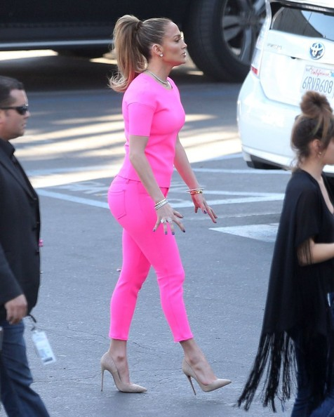 Jennifer Lopez American Idol 2014 Last Night 'american idol' judges get