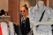 Jennifer Lopez Out Shopping In West Hollywood