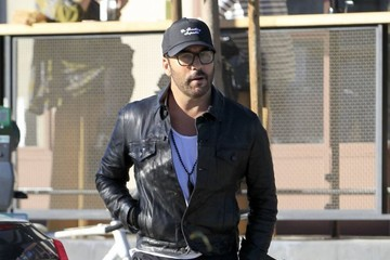 Jeremy Piven Jeremy Piven Runs Errands in West Hollywood