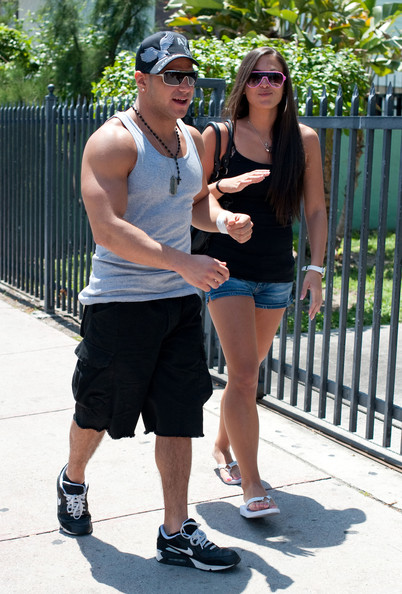 jersey shore sammi and ronnie. quot;Jersey Shore#39;squot; Ronnie