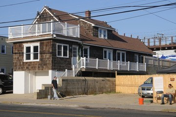 "Jersey Shore House ""Jersey Shore"" Filming In Seaside Heights 4"