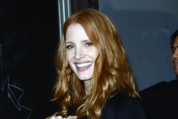 Jessica Chastain Jessica Chastain Spends Time Out in NYC