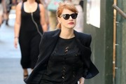 Jessica Chastain Out for a Stroll in NYC