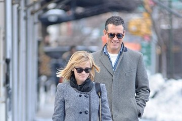 Jim Toth Reese Witherspoon & Jim Toth Shop In NYC