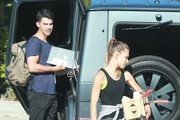 Joe Jonas and Blanda Eggenschwiler Photos Photo