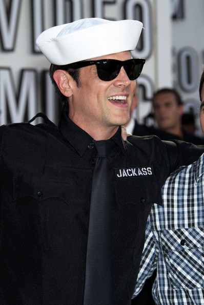 johnny knoxville melanie clapp. Johnny Knoxville - 2010 MTV