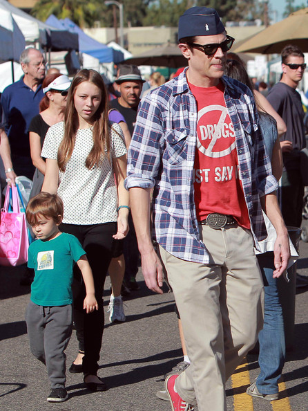 Johnny Knoxville and Madison Knoxville Photos Photos ...