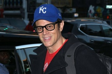 Johnny Knoxville Johnny Knoxville Returns to His Hotel in NYC