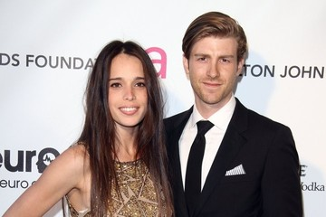 Jon Foster Celebs at Elton John's Oscar Party