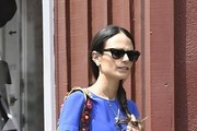 Jordana Brewster and Andrew Form Get Coffee in LA