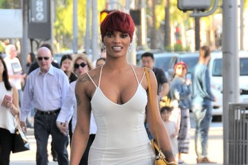 Joseline Hernandez Joseline Hernandez Filming 'Love and Hip Hop'