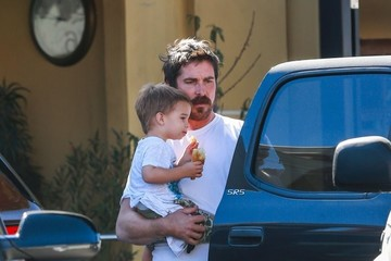 Joseph Bale Christian Bale in Brentwood