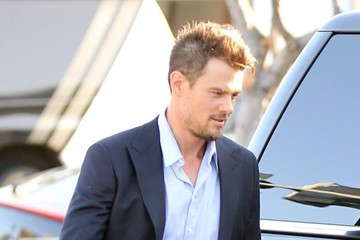 Josh Duhamel Fergie and Josh Duhamel Head Out for the Night