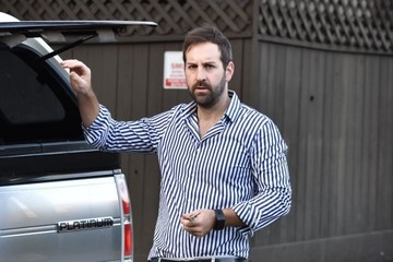 Josh Kelley Katherine Heigl Goes Out For Thanksgiving Dinner With Her Family