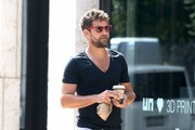 Joshua Jackson and Diane Kruger Out in NYC