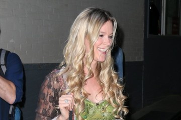 Joss Stone Celebrities at the AOL Build in NYC