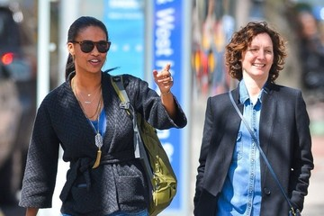 Joy Bryant Joy Bryant Out and About in NYC