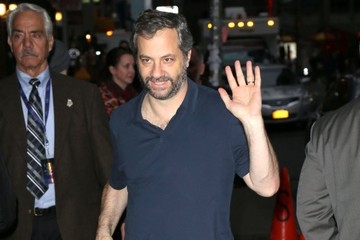 Judd Apatow Celebs Make an Appearance on the 'Late Show with Stephen Colbert'
