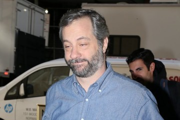 Judd Apatow Celebrities At 'The Today Show' In NYC