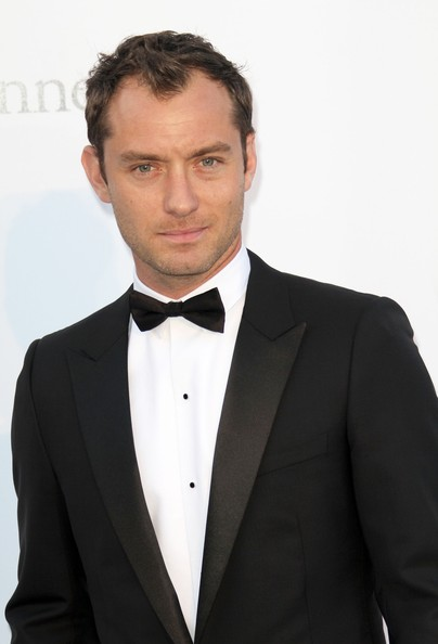 Jude Law Celebrities attend the 2011 amfAR's Cinema Against AIDS Gala at Hotel Du Cap in Antibes, France.