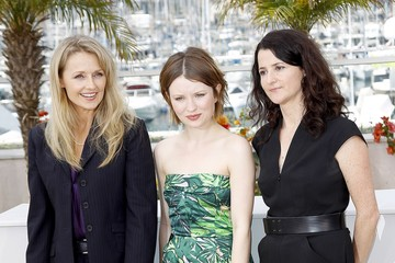 Julia Leigh Sleeping Beauty photocall during the 64th Annual Cannes Film Festival