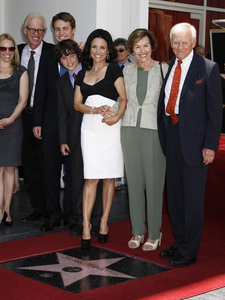 Julia Louis Dreyfus Sons Julia Louis Dreyfus Getting a