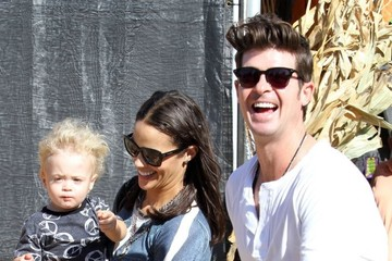 Julian Thicke (FILE) In Profile: Robin Thicke and Paula Patton