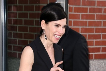 Julianna Margulies Julianna Margulies Leaving Her Apartment in New York City