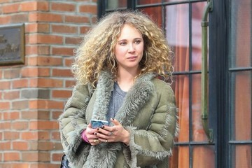 Juno Temple Juno Temple Leaves The Bowery Hotel