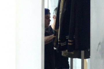 Justin Bieber Justin Bieber Out Shopping In Beverly Hills
