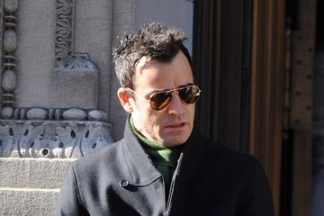 Justin Theroux Funeral Service Held for Philip Seymour Hoffman