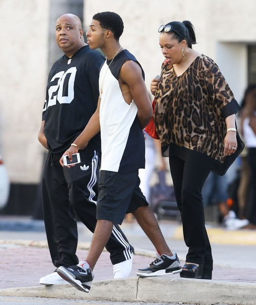 Diggy Simmons And His Sisters Joseph Simmons and His Family