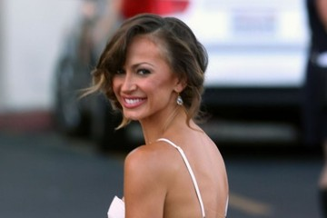 Karina Smirnoff Celebrities Making An Appearance On 'Jimmy Kimmel Live!'