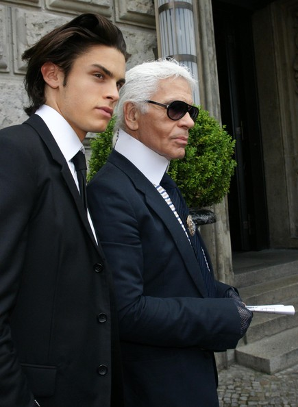 karl lagerfeld photography. In This Photo: Karl Lagerfeld