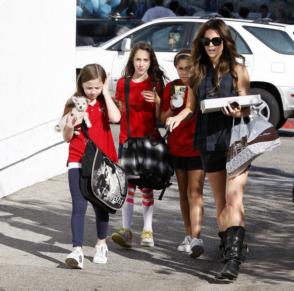 Kate Beckinsale & Daughter Shopping In Pacific Palisades Kate Beckinsale Daughter