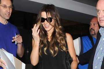 Kate Beckinsale Kate Beckinsale Arrives at LAX