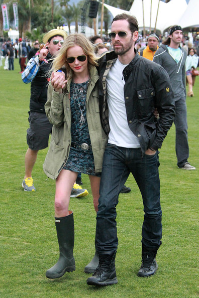 "Kate Bosworth - Celebs at the ""Coachella Music Festival"""