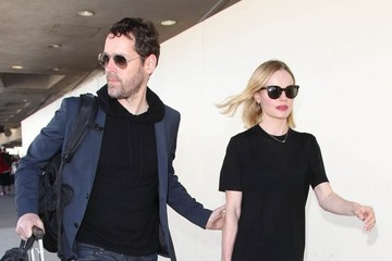 Kate Bosworth Kate Bosworth and Michael Polish at LAX