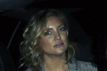 Kate Hudson Celebrities Enjoy a Night Out at The Nice Guy