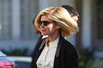 Kate Mara Kate Mara Leaving A Casting Office In Hollywood