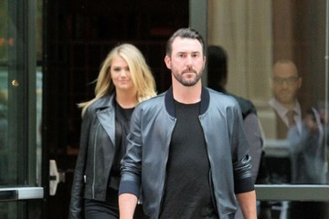 Kate Upton Kate Upton and BF Justin Verlander Step out in NYC