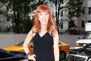 Kathy Griffin Poses in NYC
