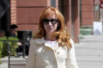 Kathy Griffin Kathy Griffin Shops in Beverly Hills