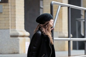 Keira Knightley Keira Knightley Goes out in New York City