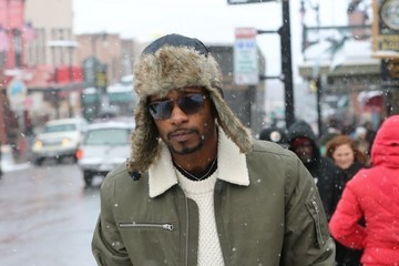 Keith Stanfield Celebrities Out And About At The 2017 Sundance Film Festival